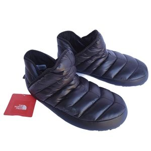 The North Face   Black Thermoball Traction Bootie